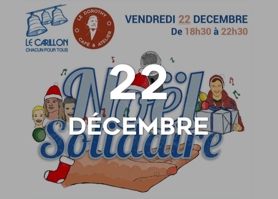 Noël Solidaire avec le Carillon