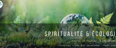 Journée écologie et spiritualité
