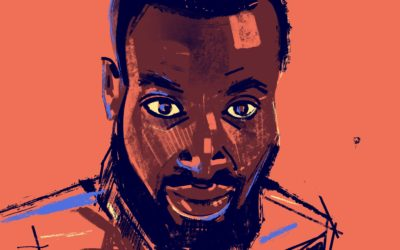 Hadiétou: «Quand tu es seul, l'imagination, ça vient.»